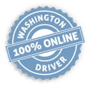 Washington Driver 100% Online
